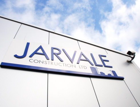 Jarvale Website