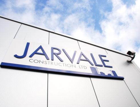 Jarvale Website